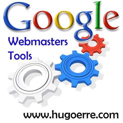 Como dar de alta mi sitio web en Google Webmaster Tools