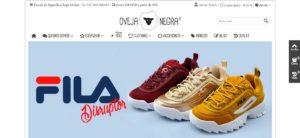 Tienda Oveja Negra - Comprar-Zapatillas-y-Ropa-Online - Tienda Online Oveja Negra